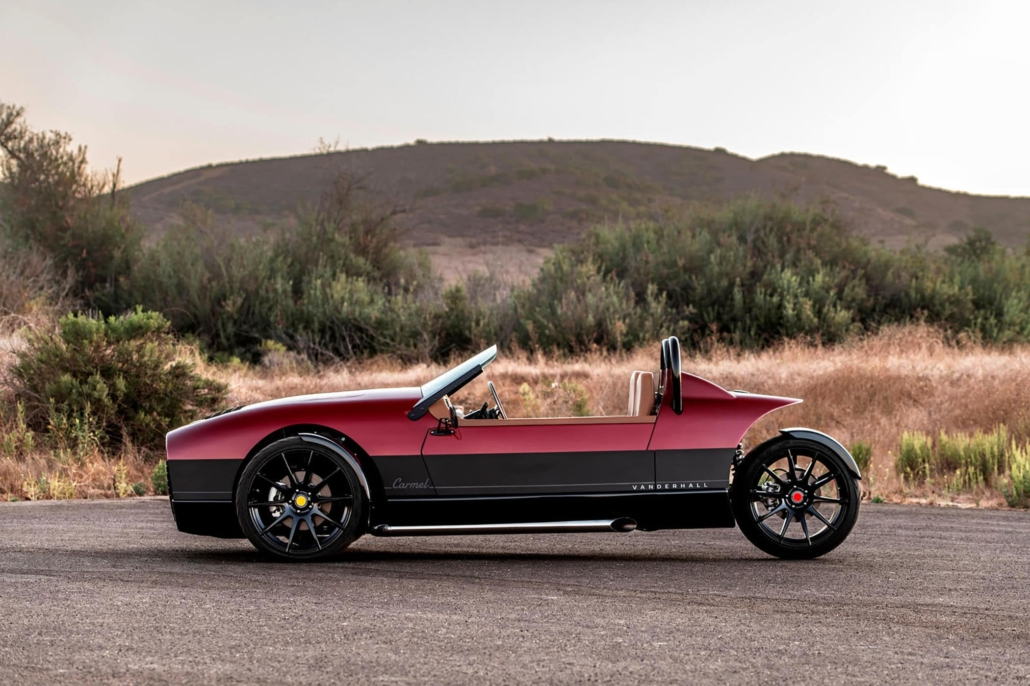 vanderhall-carmel Gt-side view