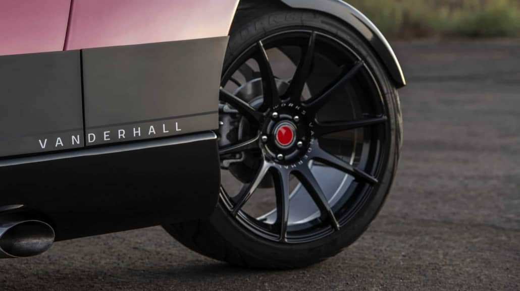 Gloss Black 19″ Wheels
