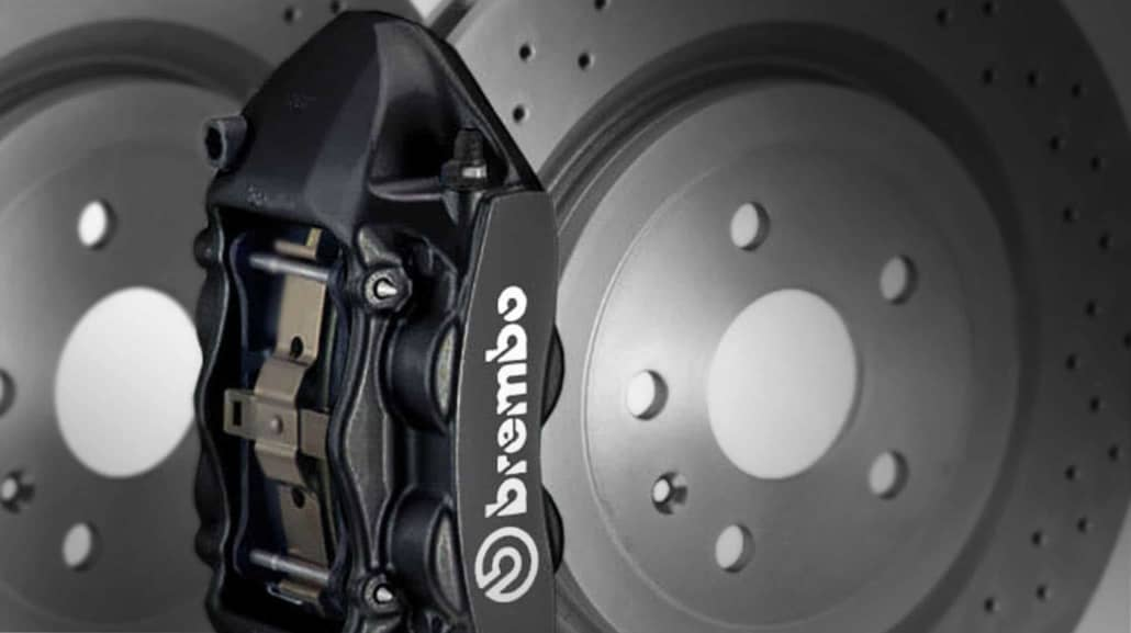 Big Brembo Brake Kit